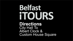 Belfast iTOURS Map
